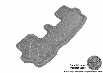3D Anti-Skid 3rd Row Fits Highlander 2008-2013 GTCA78904 Gray Carpet Auto Parts