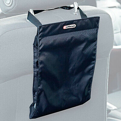 Richbrook Nylon Magnetic Interior Car Bin With 30 Biodegradable Liners