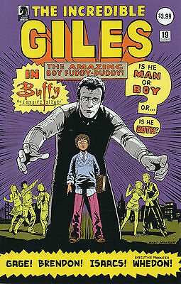 Buffy The Vampire Slayer Season 10 #19 (NM)`15 Gage/ Brendon/ Isaacs (Cover B)