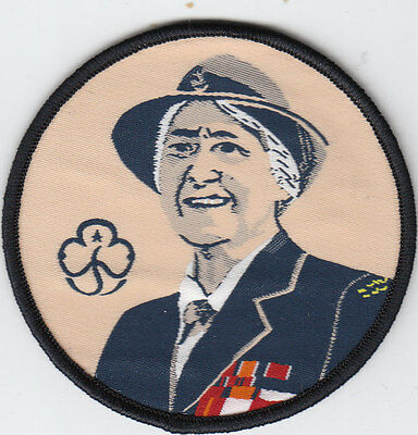 Girl Guide Badge LADY BADEN-POWELL