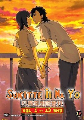SUKITTE LI NA YO | Episodes 01-13 | English Subs | 1 DVD (M1705)-LU