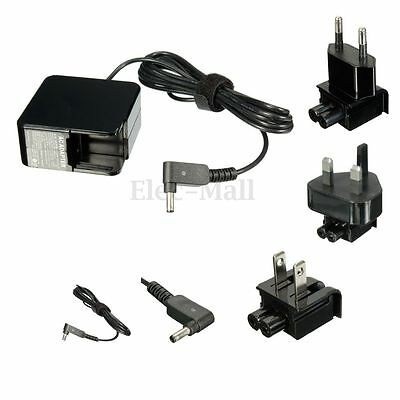 19V 1.75A 33W For ASUS Vivobook S200E X201E X202E Square Plug AC Adapter Charger