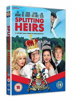 Splitting Heirs - DVD NEW & SEALED - Eric Idle,  John Cleese
