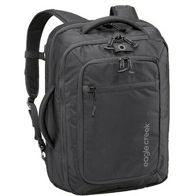 Eagle Creek Straight Up Business Brief Backpack Rfid (Black)