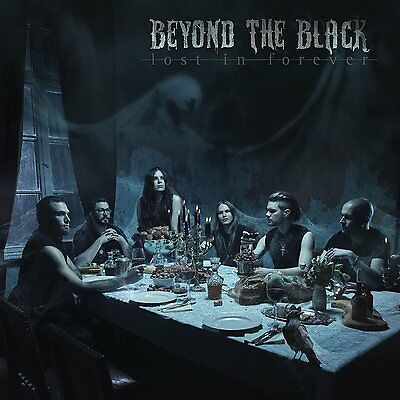 Beyond The Black - Lost In Forever Cd Neu & Ovp