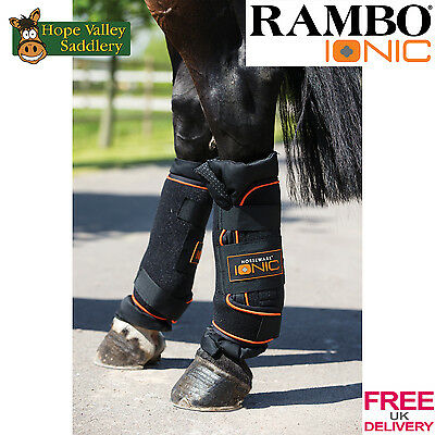 Rambo Ionic Stable Boots from Horseware Ireland **FREE UK SHIPPING**
