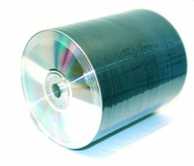 6000 Grade A 52x CD-R 80min 700MB Shiny Silver (Shrink Wrap)