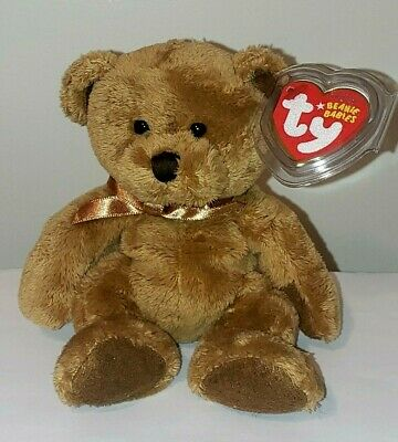 Ty Beanie Baby ~ FUDDLE the Bear ~ MINT with MINT TAGS~ RETIRED