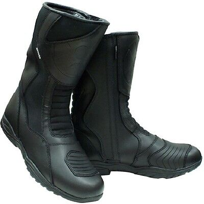 Oxford Cherokee Waterproof Motorcycle Boots Mens size 43/9