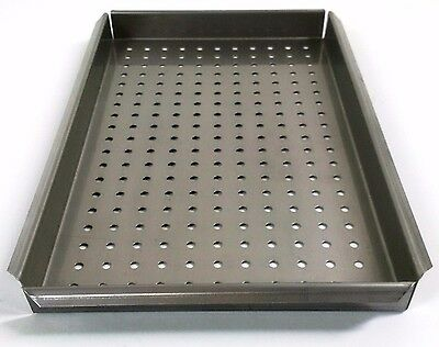Ritter Midmark M9 Large Tray Stainless Autoclave Sterilizer Tray