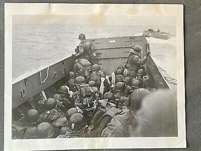 Original Photography  D-Day Iwo Jima  War Ii   N.1