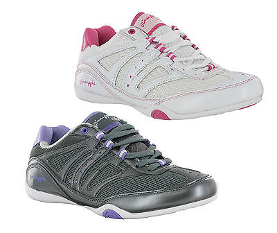 Pineapple Dance Fusion Lightweight Gym Fitness Sport Womens Girls Trainers Shoes