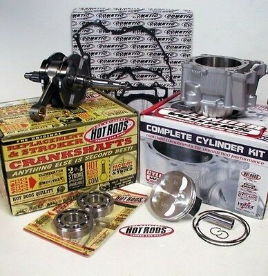 Cylinder Works Big Bore Kit with Hot Rods Stroker Kit CRF 450R 07-08 511cc