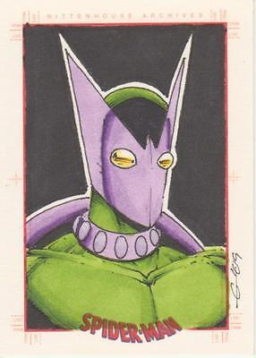 Spider-Man Archives -  Calloway Sketch Card