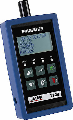 ATEQ VT30 TPMS RESET TOOL SCAN SCANNER RELEARN better than Kent-Moore J-46079
