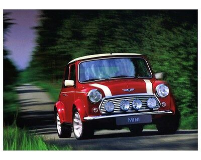1999 Mini Cooper Factory Photo ca4462