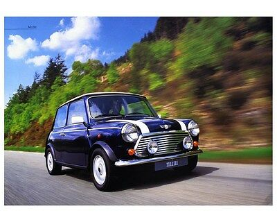1997 Mini Cooper Factory Photo ca4467