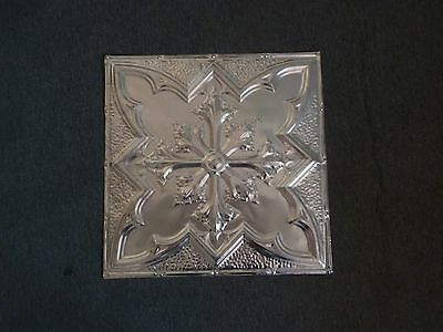 24-16    10  2' x 2' Tin Plated Steel Sheets. Victorian Design Tin Ceilings WoW!