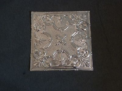 10  2 x 2 Tin Plated Steel Sheets. Victorian Design Tin Ceilings 24-17 WoW!