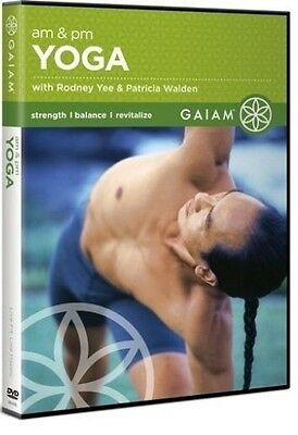 A.M + P.M YOGA For Beginners RODNEY YEE + WALDEN + FREE Health & Fitness Bonuses