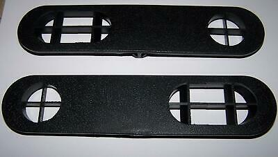 Dash top heater vents VW Type 2 1972 to 1979 a Pair