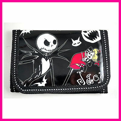 WHOLESALE NEW Nightmare Before Christmas Children's Purse Wallet + Charm