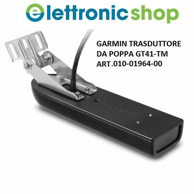 Garmin Trasduttore Da Poppa Gt41-Tm Art. 010-01964-00 - Chirp Down Vu/Side Vu