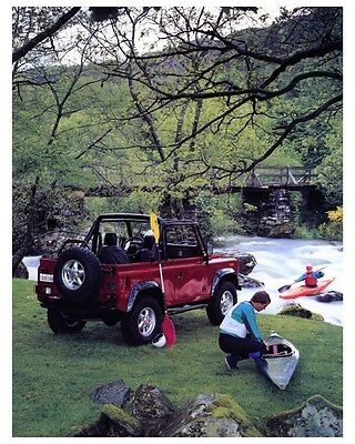 1994 Land Rover Discovery Factory Photo ca4504