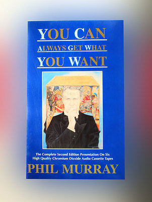 Usted Lata Siempre Get What Quieres: The Phil Murray éxito Programa - 6 x cintas