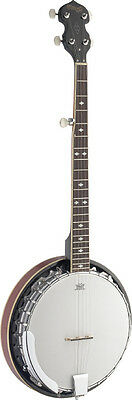 5-cordes Bluegrass Deluxe Banjo, Stagg