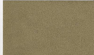 "1/12  DOLLS HOUSE SELF ADHESIVE CARPET 10""(25cm) x13""(33cm) OLIVE"