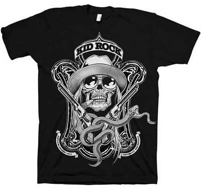 Kid Rock- NEW Snakes Est. 1971 T Shirt - LARGE  SALE FREE SHIPPING TO U.S.!