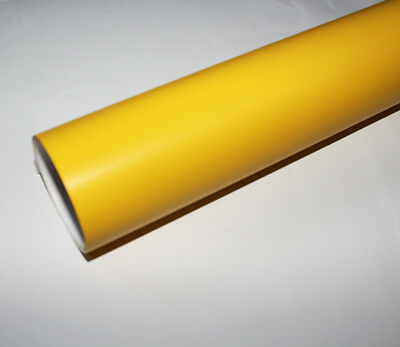 """12"""" x 5 FT Matte Yellow PAINT MASK sign vinyl Film For stencil Spray Removeable"""