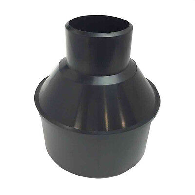 """Big Horn 11450 4"""" x 2"""" Reducer For Wood Shop Dust Collection Replaces KWY195"""