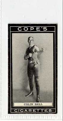 (Gx863-456) Cope, Boxers, #48 Colin Bell 1915 EX