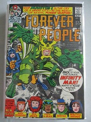 Forever People (1971-1972) #2 VF+