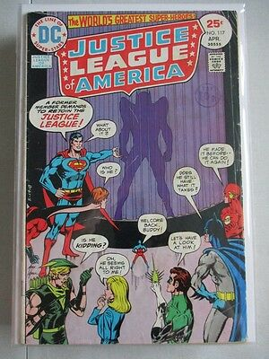 Justice League of America Vol. 1 (1960-1987) #117 VG