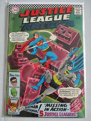 Justice League of America Vol. 1 (1960-1987) #52 VG