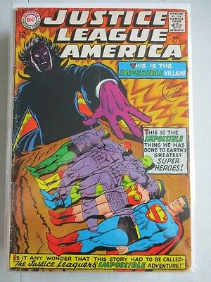 Justice League of America Vol. 1 (1960-1987) #59 VG/FN