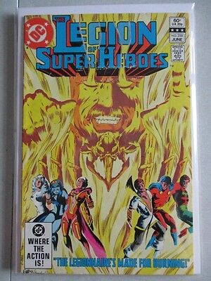 Legion of Super-Heroes Vol. 1 (1980-1984) #288 FN/VF