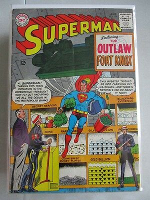 Superman Vol. 1 (1939-2011) #179 FN+