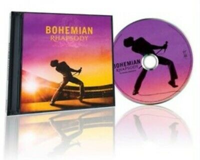 Cd Freddie Mercury - Queen - Bohemian Rhapsody (The Original Soundtrack) (2018)