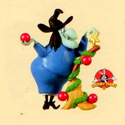 Hallmark Limited Looney Tunes Ornament 2013 Decking the Broom - #QXE3712