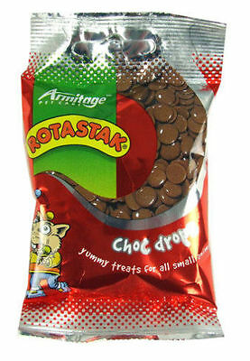 Rotastak Hamster Treats Chocolate Drops 50g