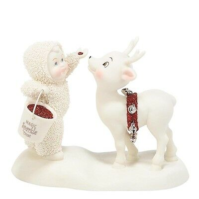 SNOWBABIES Sprinkle Of Magic  Figurine Ornament Gift Boxed 4037320