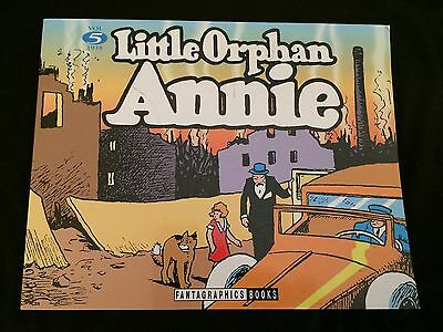 LITTLE ORPHAN ANNIE Vol. 5: 1935 Trade Paperback