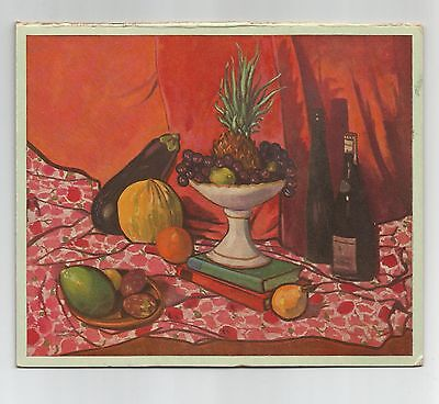 Fruits and Wine, France-Anne Johnston, Rous & Mann Press, Print / Art Calendar