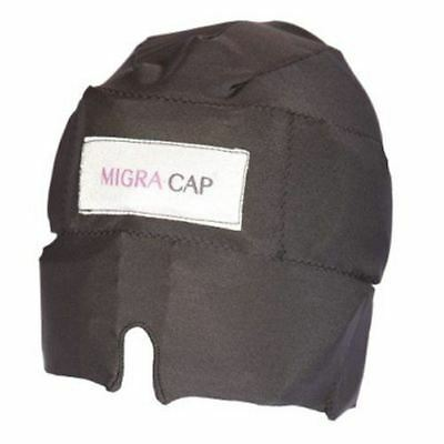 Migra Cap Migraine Relief Black One Size Fits All g