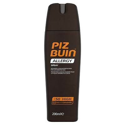 Piz Buin Allergy Spray SPF 50 High 200ml