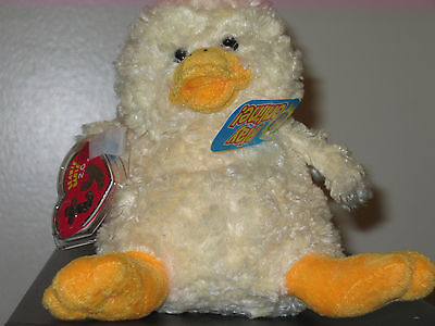 Ty Beanie Baby BB 2.0 ~ QUACKLY the Duck ~ MINT with MINT TAGS ~ Stuffed Animal